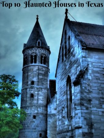 10 Top Haunted Houses in Texas you need to visit