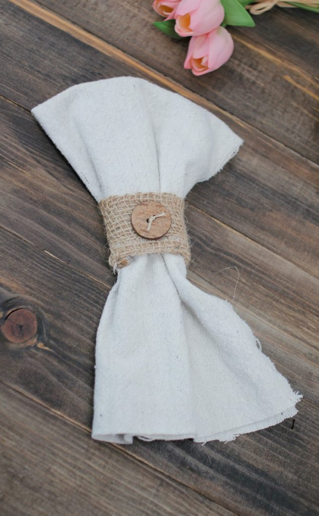 20 Beautiful Diy Napkin Rings For Any Occassion My Turn For Us