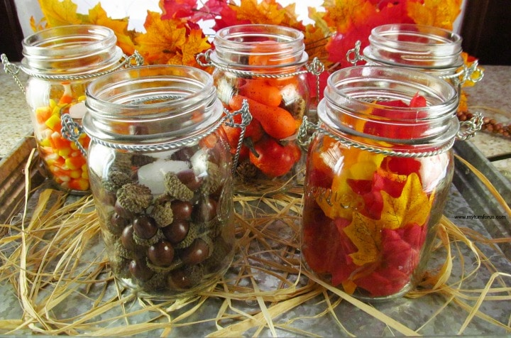 Fall Mason Jar Ideas For Fall Decor My Turn For Us