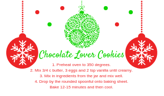 Cookie Lovers Printables