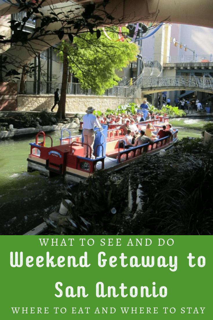 Riverwalk San Antonio, Visit San Antonio