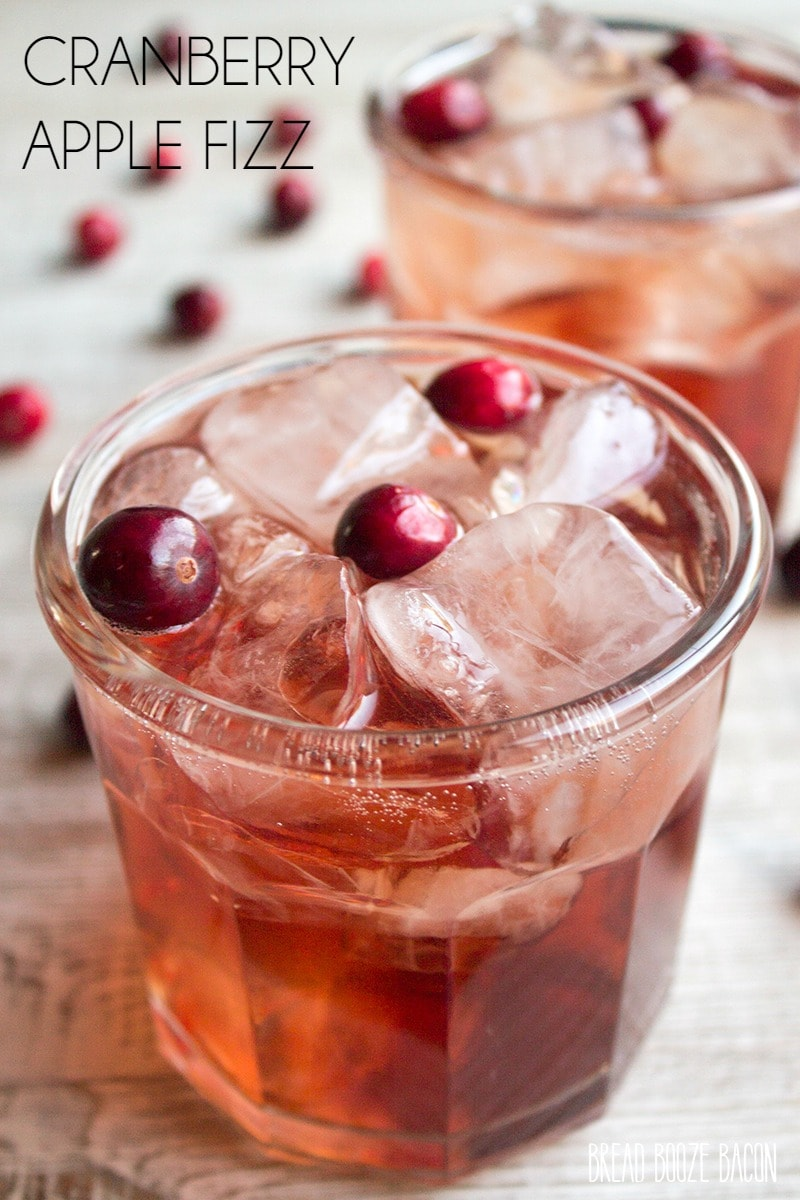 Cranberry Cocktail Recipes