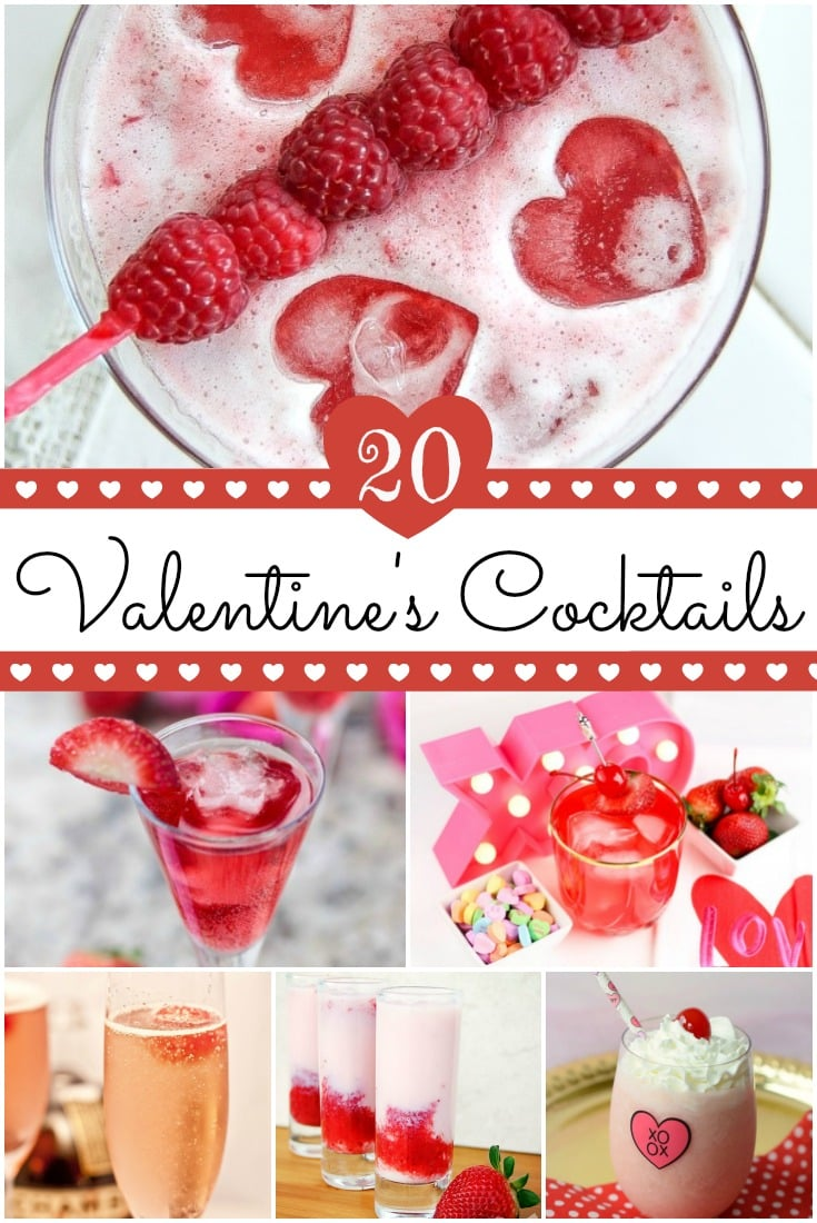 best romantic cocktail recipes, valentines day cocktails,Valentines day drinks
