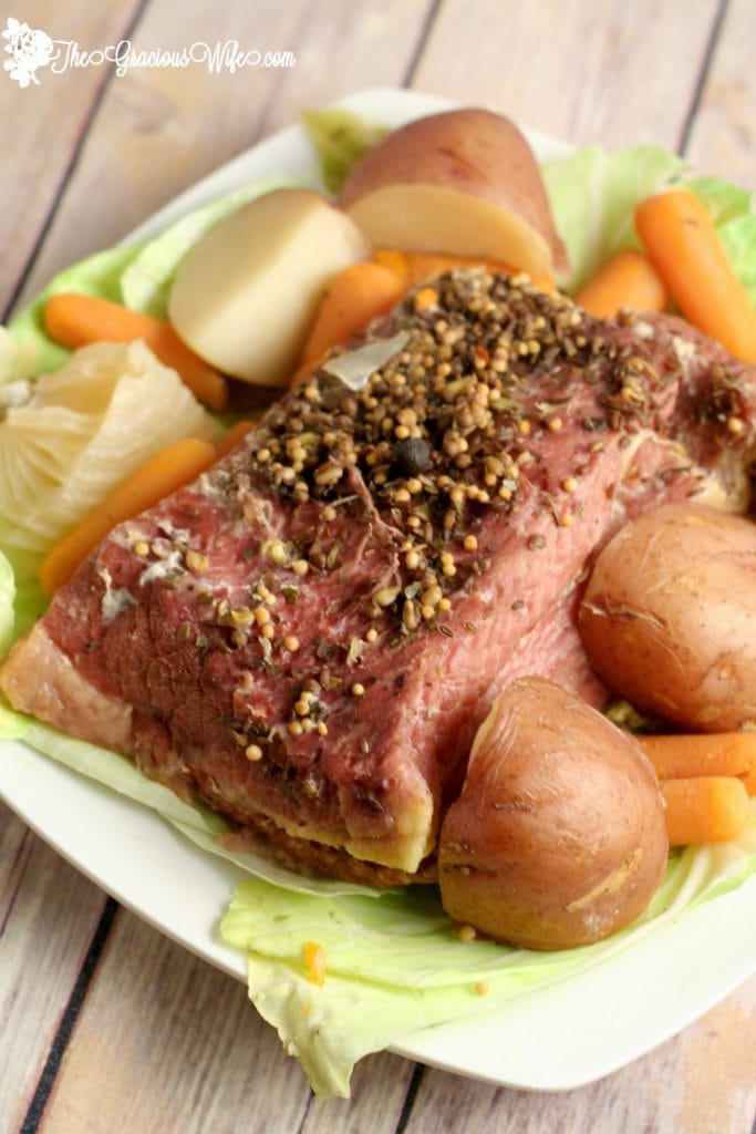 Cooking Corned Beef in a Slow Cooker