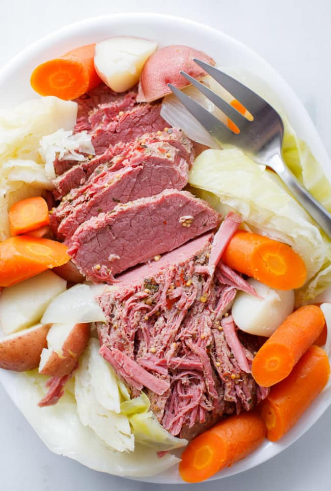 corned beef dishes