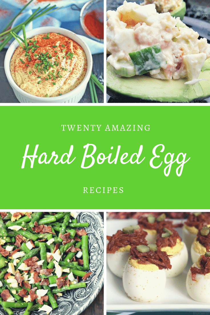 20 Of The Best Hard Boiled Egg Recipes My Turn For Us