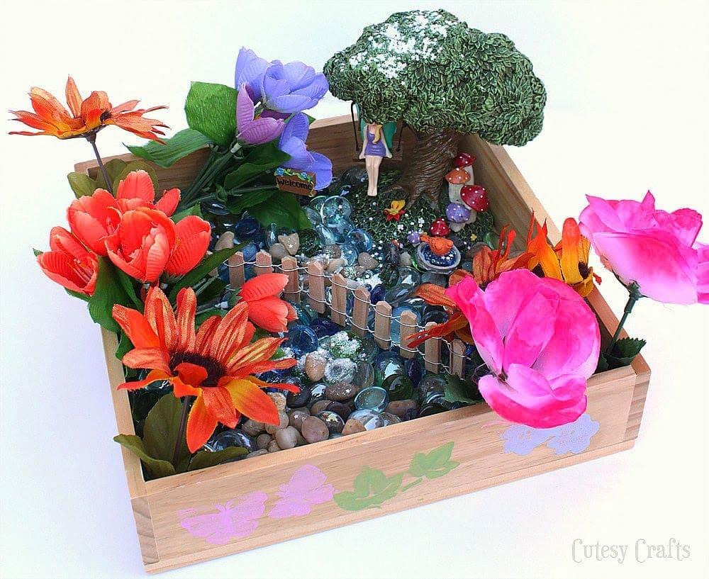 Fairy Garden Kit,
