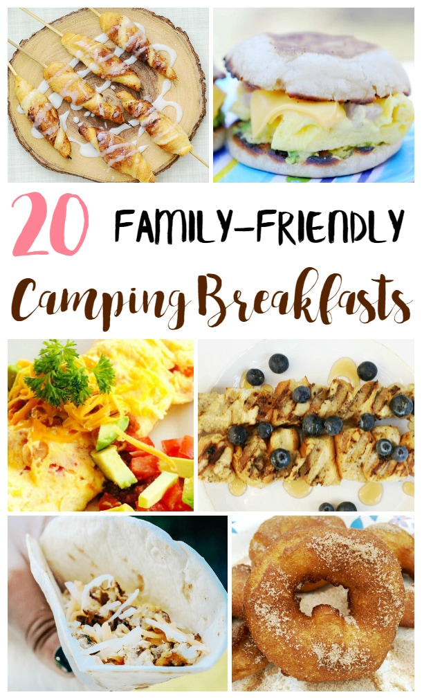 Camping breakfast, campfire breakfast, campfire breakfast ideas, camping breakfast ideas