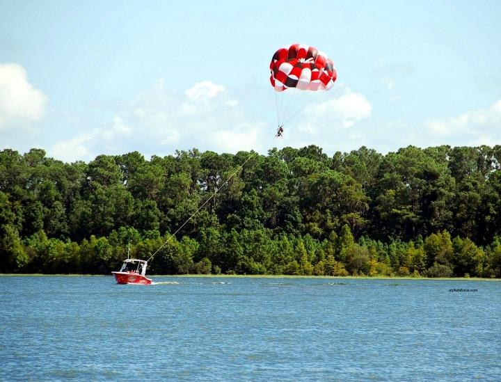 Texas Parasail, parasail