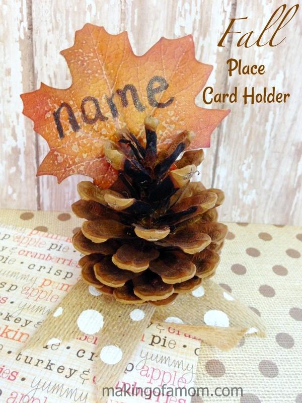 unique place card ideas
