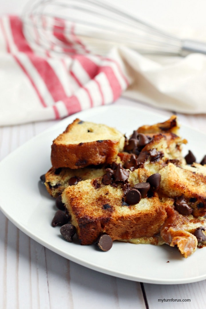 Chocolate Chip French Toast, brioche French toast recipe