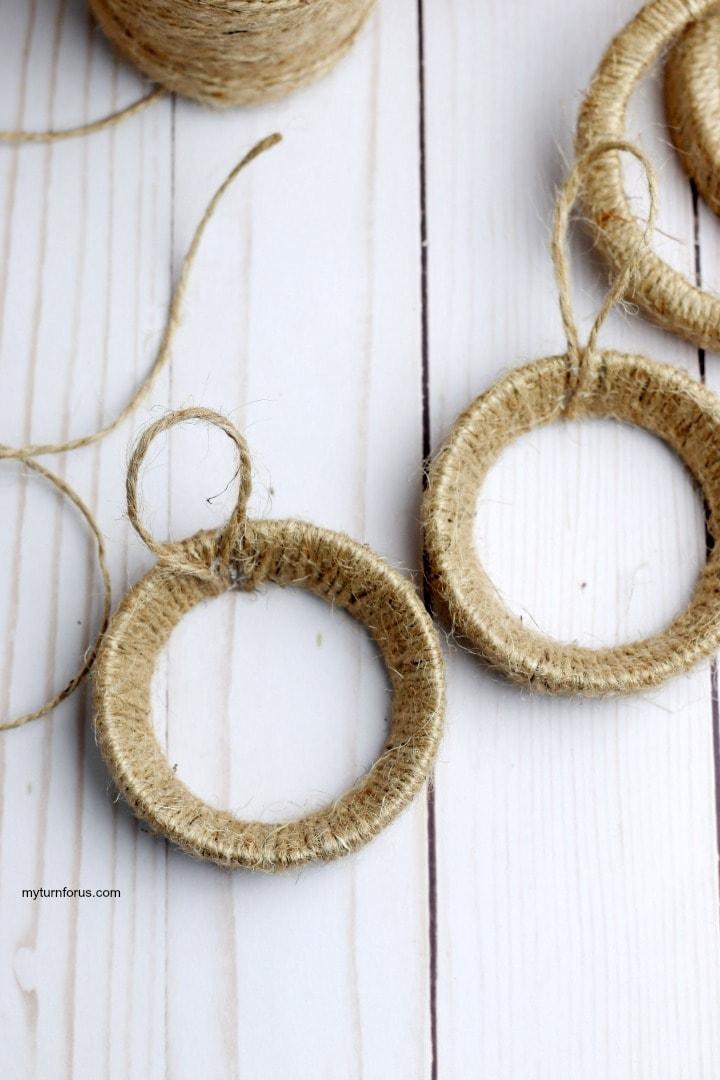 mason jar rings