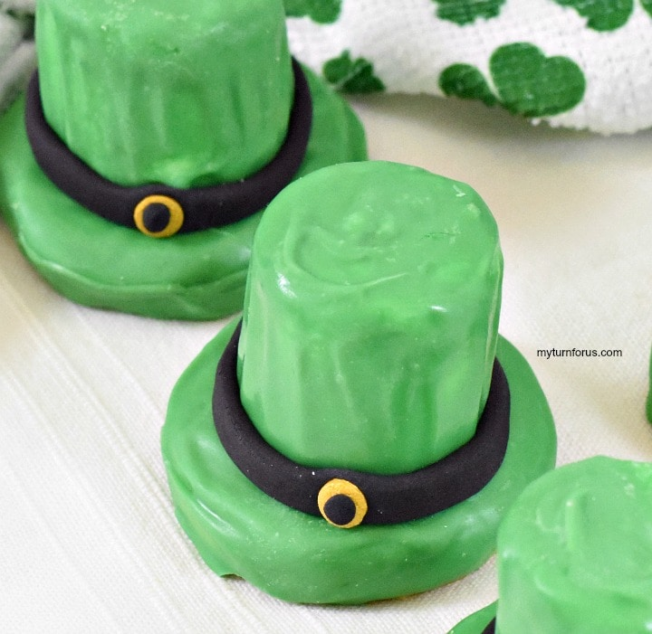 cookies hats, st patty's day cookies, st patrick's day cookies