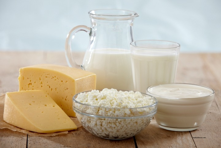 substitute for milk in recipe, cottage cheese substitute