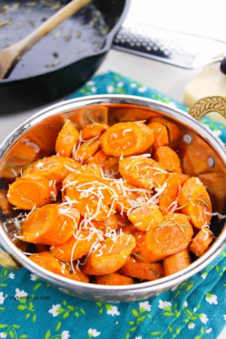 Sautéed Carrot Recipe