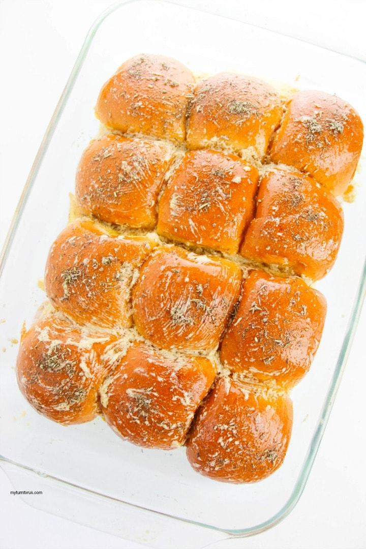 Turkey Tasty Sliders