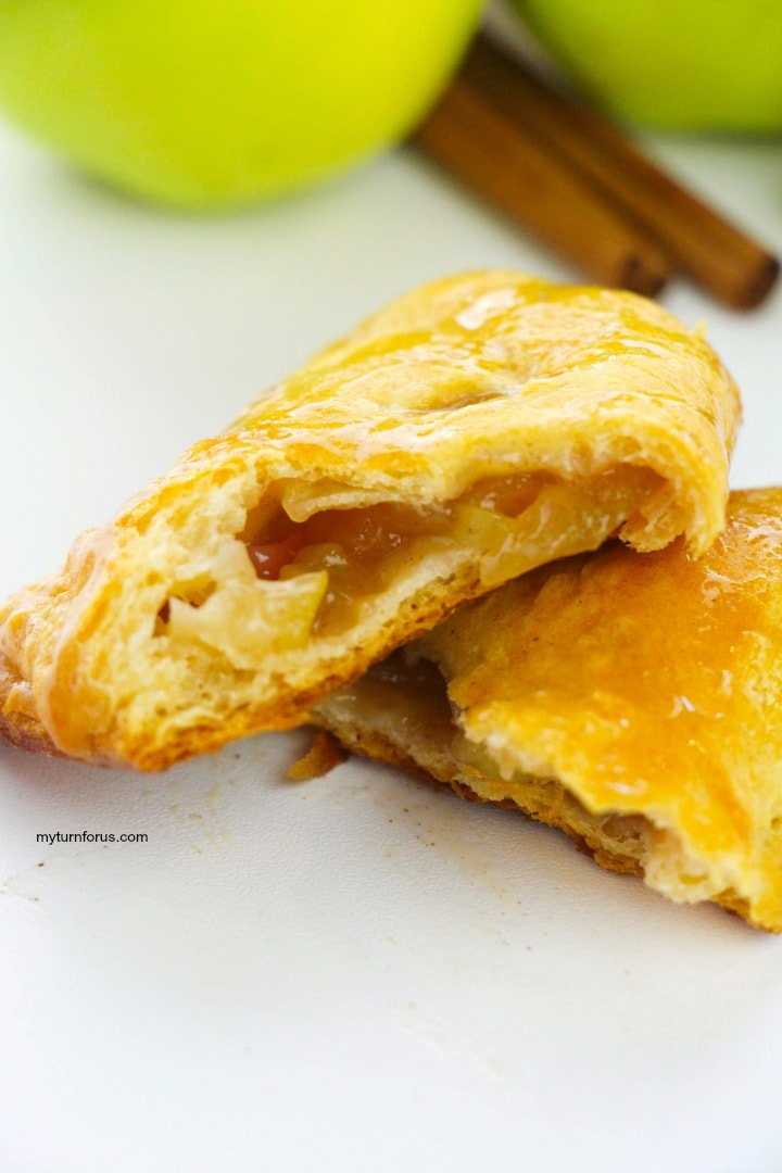 puff pastry hand pies