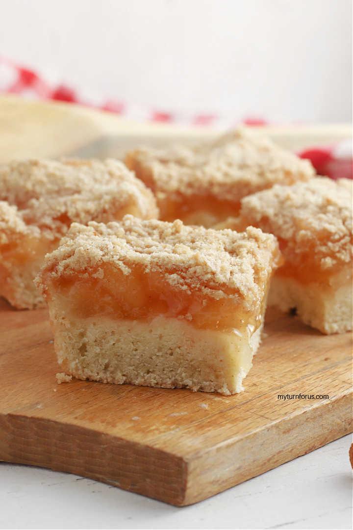 recipe using apple pie filling for apple pie bars